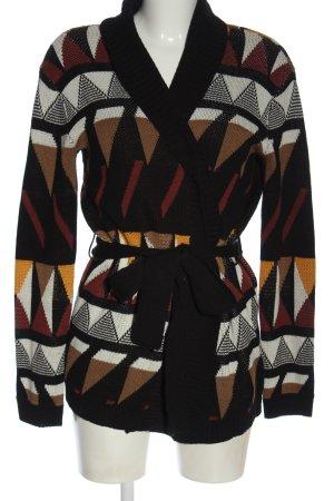 Esmara Cardigan in maglia stampa integrale stile casual