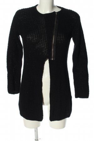 Esmara Strickjacke schwarz Casual-Look