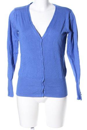Esmara Strickjacke blau Casual-Look