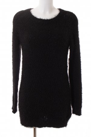 Esmara Strickkleid schwarz
