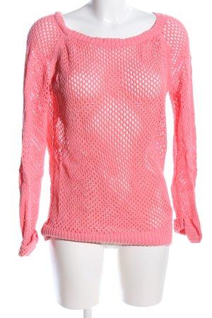 Esmara Strickpullover pink Casual-Look