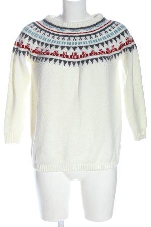 Esmara Maglione lavorato a maglia motivo grafico stile casual