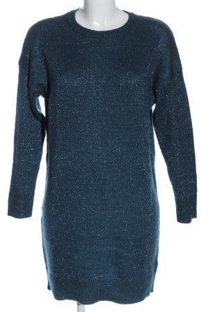 Esmara Pulloverkleid blau Casual-Look