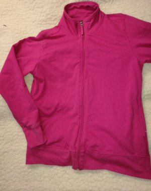 Esmara Sweatjacke Jogginganzug Jacke Übergangsjacke pink 44