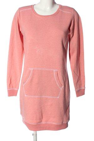 Esmara Sweatkleid pink meliert Casual-Look