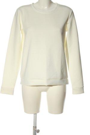 Esmara Sweatshirt weiß Casual-Look
