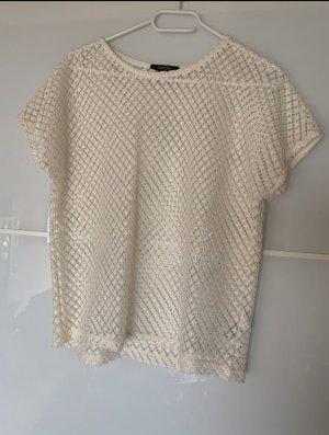 Esmara Geribd shirt wit