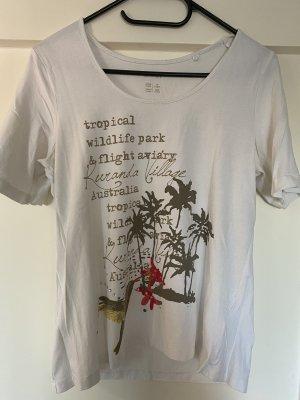Esmara T-Shirt Gr.S Weiss