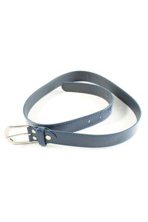 Esmara Cinturón pélvico azul look casual