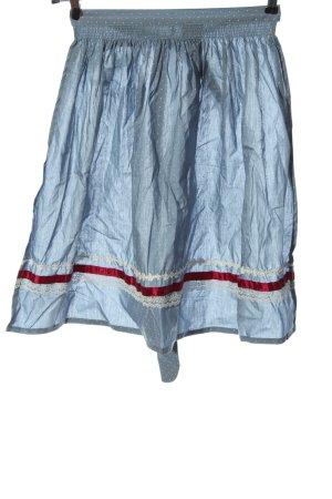 Esmara Tradycyjny fartuch  niebieski Na całej powierzchni W stylu casual