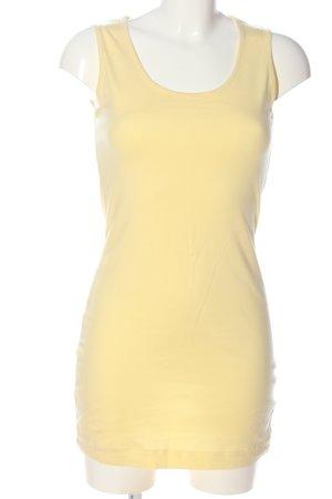 Esmara Trägerkleid blassgelb Casual-Look