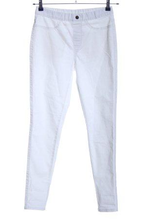 Esmara Treggings blanco look casual