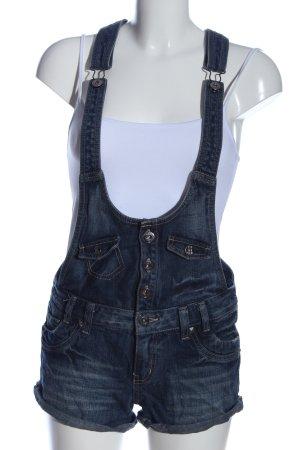 ESP Bib Shorts blue casual look