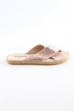 Espadrij Espadrilles-Sandalen creme-pink Casual-Look