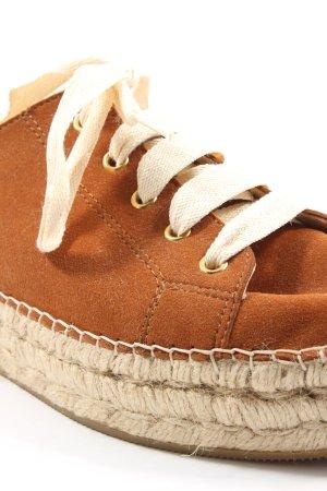 Espadrij Espadrille Sandals brown casual look