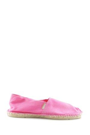 Espadrij Espadrilles-Sandalen pink Casual-Look