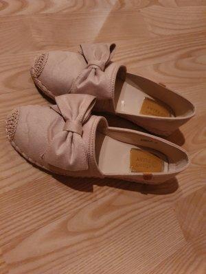 Jenny Fairy Zapatos formales sin cordones rosa empolvado