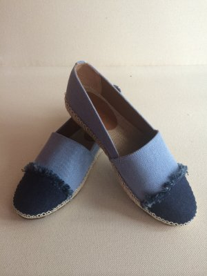 Arezzo Shoes blue-neon blue leather