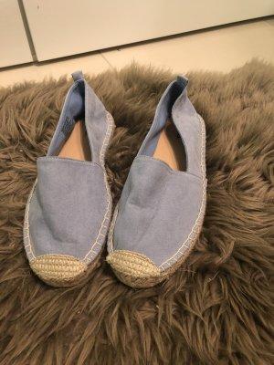 JustFab Sailing Shoes azure