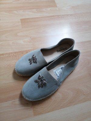 Espadrij Espadrillas grigio chiaro