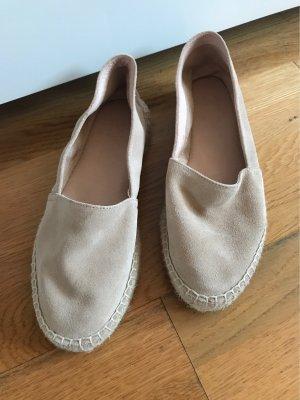 Zign Slip-on Shoes beige