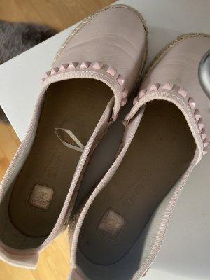Zalando Espadrille sandalen rosé