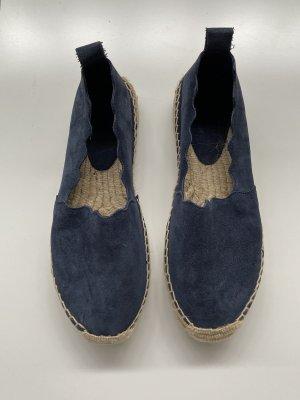 Espadrilles Gr.36 blau, neu/ ungetragen