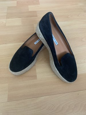 & other stories Slip-on Shoes black-oatmeal leather