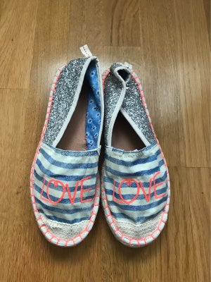 Another A Espadrille Sandals multicolored