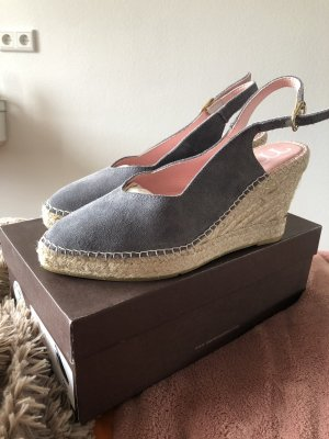 Macarena Wedge Sandals multicolored