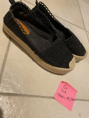 Amazon Pantoffels zwart