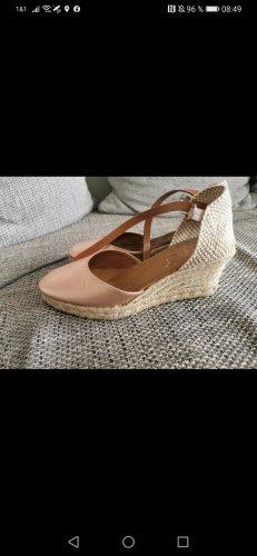 espadrilles plateau keilabsatz Schuhe
