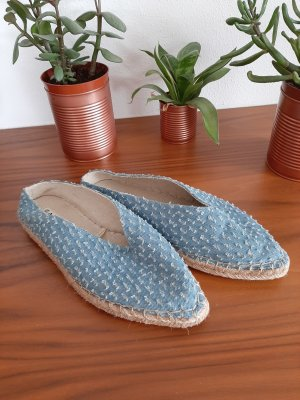 Espadrilles Sandalen Pantoletten Zara Gr. 39