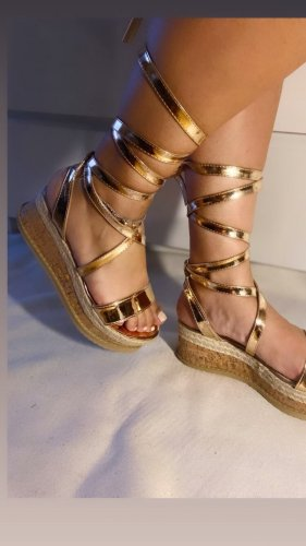 Espadrilles Sandaletten