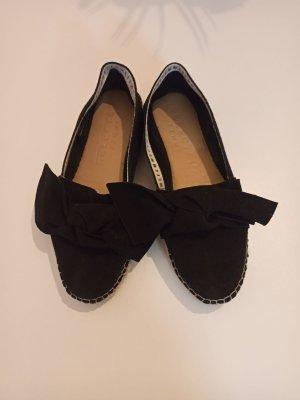 Selected Femme Espadrille Sandals black