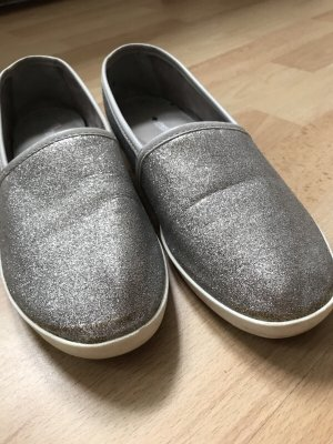 Street Shoes Mocassins zilver