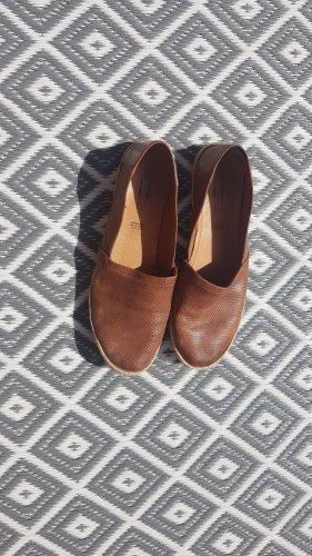 5th Avenue Espadrille Sandals brown
