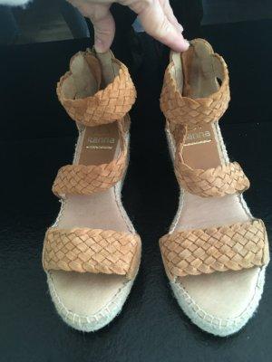 Kanna Platform High-Heeled Sandal multicolored