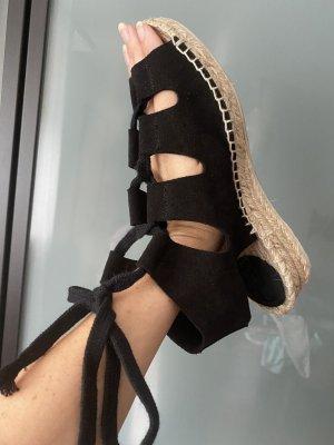 Bimba & Lola Espadrille Sandals black
