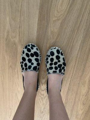 Espandrilles Leoparden Muster