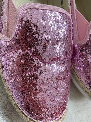 walkside Espadrille sandalen roze