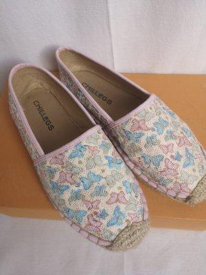 chillegs Espadrille Sandals multicolored