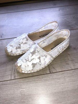 Espadrillas bianco