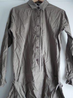 Esprit Camicia a maniche lunghe marrone-grigio