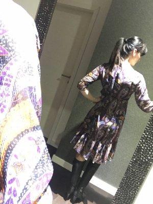Esprit Flounce Dress multicolored