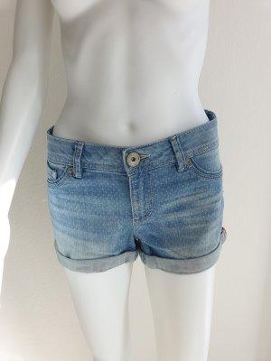 Esprit Denim Shorts light blue-blue