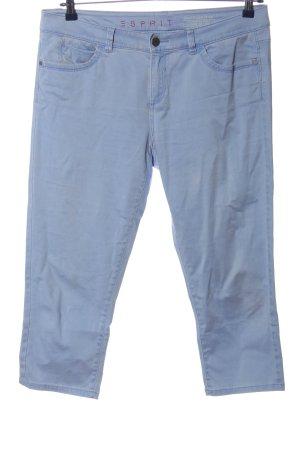 Esprit 3/4-Hose blau Casual-Look