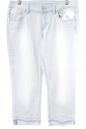 Esprit Jeansy 3/4 błękitny W stylu casual