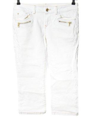 Esprit 3/4 Jeans weiß Casual-Look