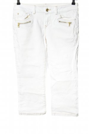 Esprit 3/4-jeans wit casual uitstraling